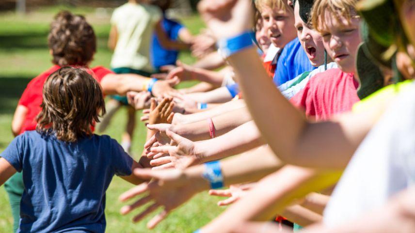 Športujúce detí