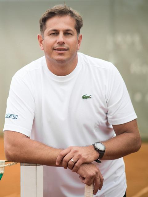 Vladimír Pláteník - športový rodič a tenisový tréner